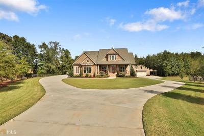 Senoia Single Family Home Under Contract: 9210 Highway 16