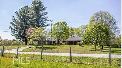 Cornelia Single Family Home New: 3615 Level Grove