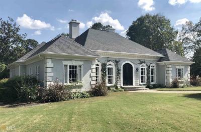 Milton Single Family Home New: 220 Thompson Springs