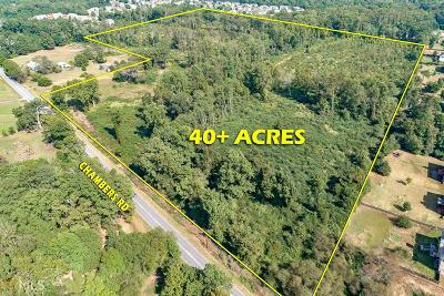 McDonough Residential Lots & Land For Sale: 1500 Chambers Rd