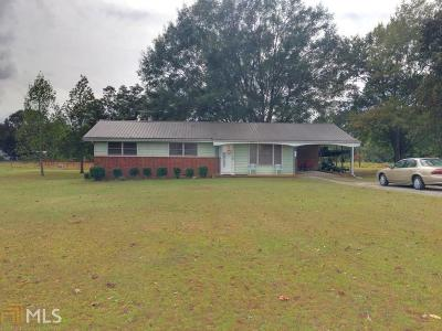 Elberton GA Single Family Home Under Contract: $89,000