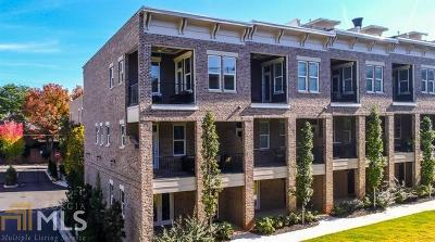 Atlanta Condo/Townhouse New: 410 Felton #325
