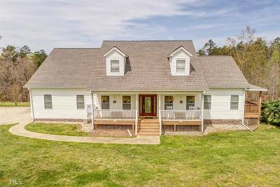 Banks County Single Family Home New: 777 Wilkinson Rd