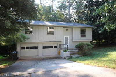 Snellville Single Family Home New: 4058 Valley Brook Rd