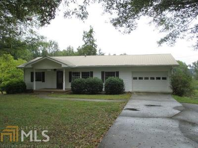 Banks County Single Family Home Under Contract: 5470 Highway 51 S
