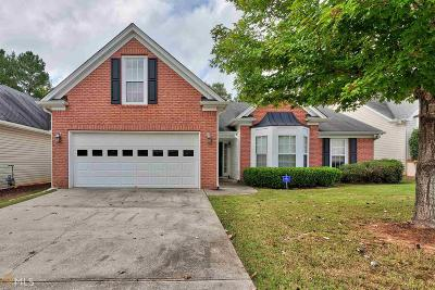 Newnan Single Family Home Under Contract: 93 Bellaire Ln