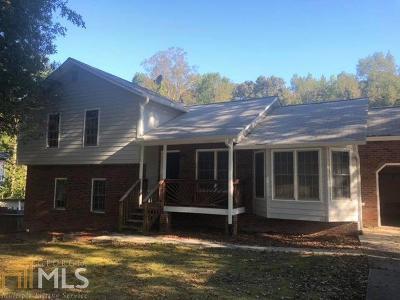 Buford Single Family Home For Sale: 2485 Danver Ln