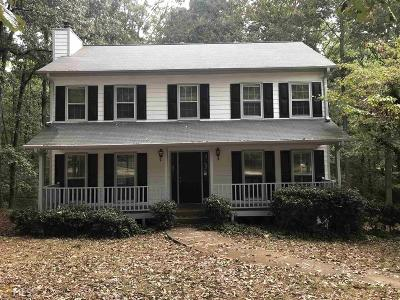 Fayetteville Single Family Home For Sale: 180 Sheffield Ct