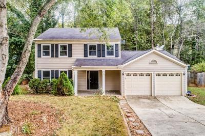 Acworth Single Family Home New: 4617 Hickory Run Ct