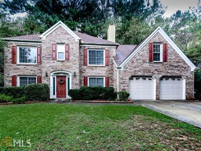 Kennesaw GA Single Family Home New: $280,000