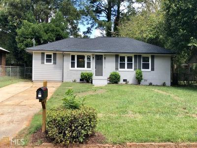 Decatur Single Family Home New: 2828 Laguna Dr
