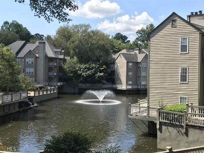 Smyrna Condo/Townhouse New: 1001 Mill Pond