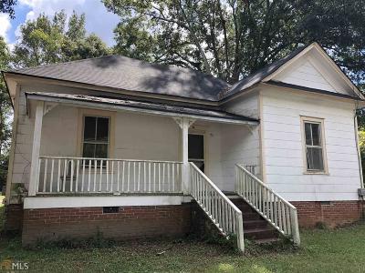 Newnan Single Family Home New: 54 Spence Ave