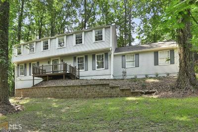 Peachtree City GA Single Family Home Under Contract: $349,800