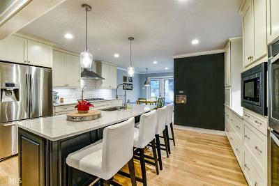 Atlanta Single Family Home New: 780 Spalding Dr