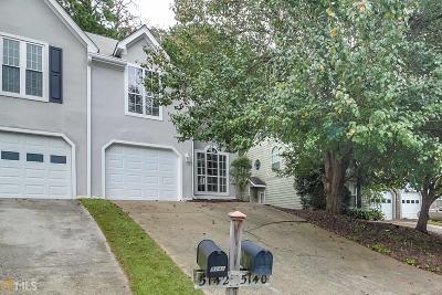 Smyrna Condo/Townhouse For Sale: 5140 Laurel Bridge Ct