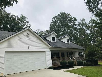 Banks County Single Family Home Under Contract: 239 Banks Ridge #11