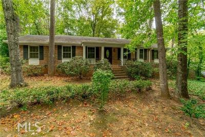 Fulton County Single Family Home New: 330 W Spalding Dr
