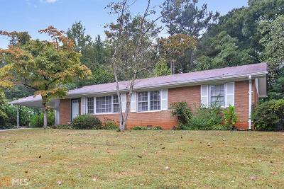 Kennesaw GA Single Family Home New: $172,900