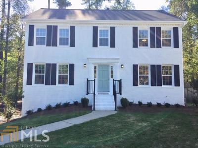 Marietta Single Family Home New: 2410 King Bird Ct