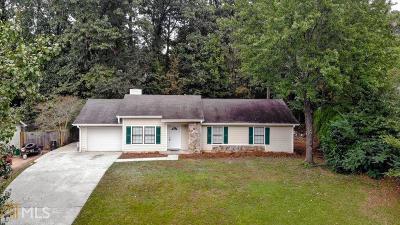 Duluth Single Family Home New: 2622 Inverloch Cir