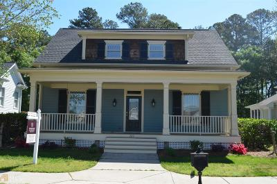 Fayetteville Single Family Home For Sale: 220 Stayman Park