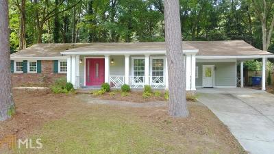 Atlanta Single Family Home New: 2478 Fernleaf Ct