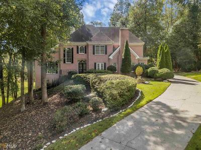 Milton Single Family Home New: 14735 Glencreek