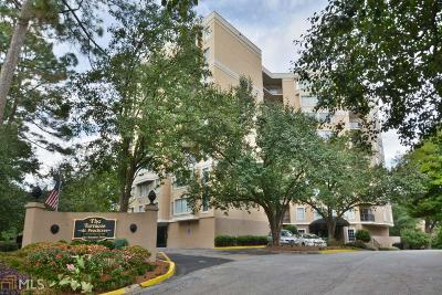 Terraces At Peachtree Condo/Townhouse For Sale: 1 Biscayne Dr #602