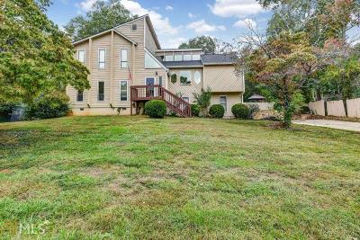 Marietta Single Family Home New: 3941 Lookout Point Dr
