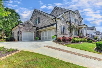 Milton Single Family Home New: 2105 Sauls Pl