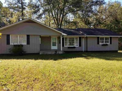 Barnesville Single Family Home Under Contract: 122 Old 41 Hwy