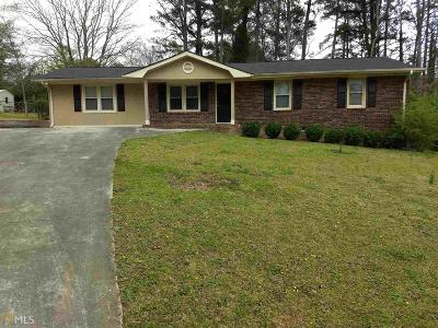 Douglasville Single Family Home New: 1590 W Highpoint Dr