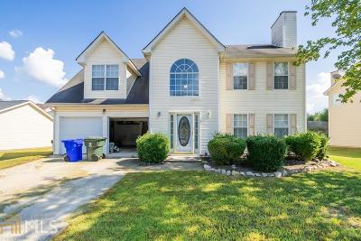 Conyers Single Family Home New: 1655 Callaway Loop