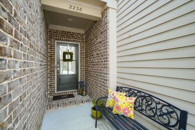 Smyrna Condo/Townhouse New: 2238 W Village Junction Way