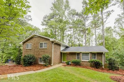 Decatur Single Family Home New: 1190 Sanden Ferry Dr
