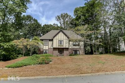 Marietta Single Family Home New: 4079 River Cliff Chase