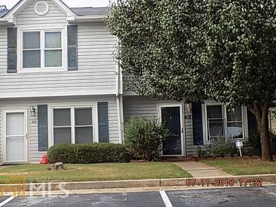 McDonough Condo/Townhouse For Sale: 412 Bainbridge Dr