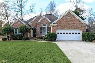 Powder Springs Single Family Home New: 5401 Amity Dr