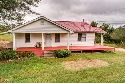Hall County Single Family Home New: 3450 Roy Parks Rd
