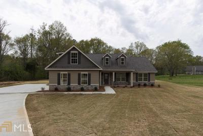 Covington Single Family Home New: 75 Country Meadows Ln