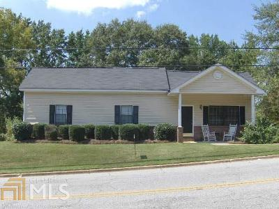 Newnan Single Family Home New: 115 Boone Dr