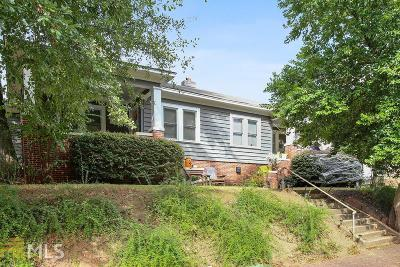 Atlanta Multi Family Home New: 410 Grant Park Pl