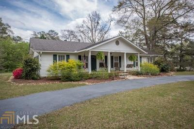 Smyrna Single Family Home New: 3943 N Cooper Lake Rd
