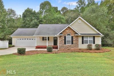 Newnan Single Family Home New: 1330 Mount Carmel Rd