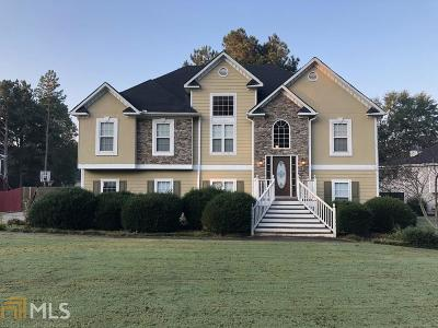Carroll County Single Family Home Under Contract: 604 Windy Mill Xing Crossing