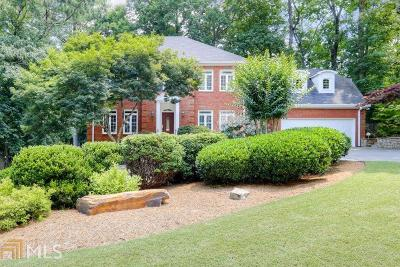 Cobb County Single Family Home New: 2375 Brittany Ln