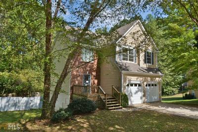 Marietta Single Family Home New: 3566 Dyer Parke Ln