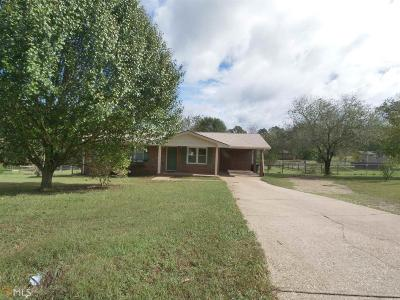 Winder Single Family Home New: 534 Hilldale Dr
