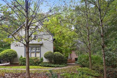 Alpharetta Single Family Home For Sale: 400 Gunston Hall Cir